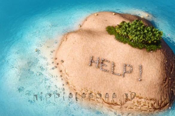 Πόσο καιρό θα μπορούσες να επιβιώσεις σε ένα ερημικό νησί;